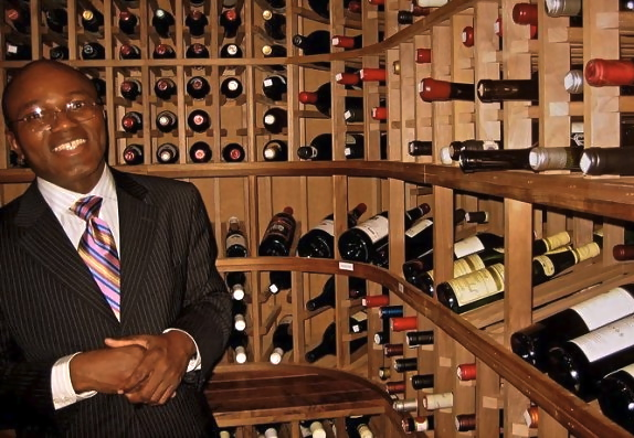 Anani Lawson, Sommelier at Per Se