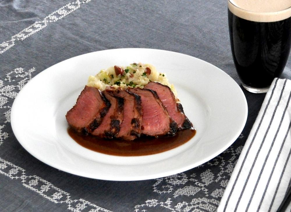 irish-stout-lamb-loin-with-colcannon-recipe
