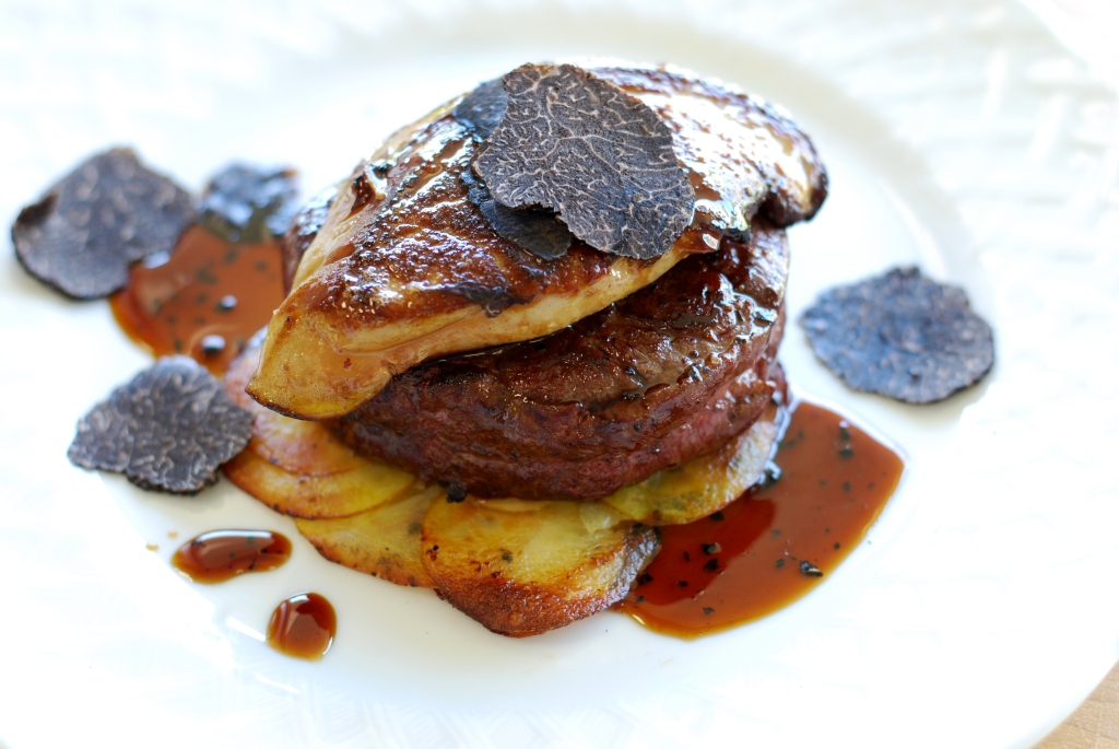 tournedos rossini1