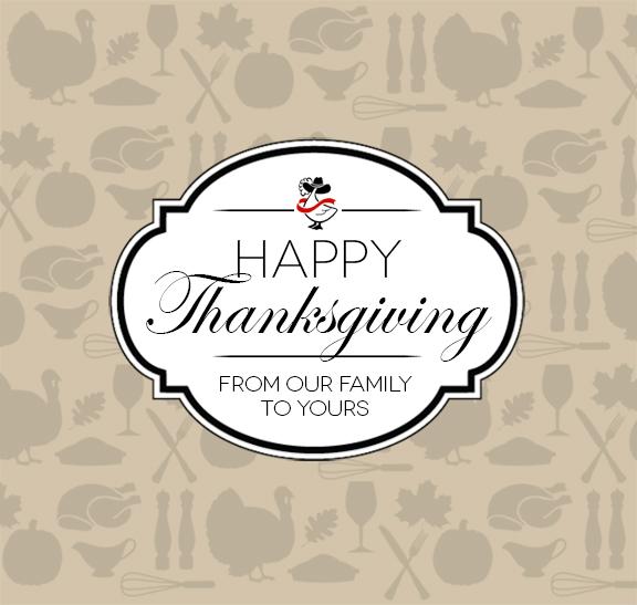 Happy Thanksgiving Card V2
