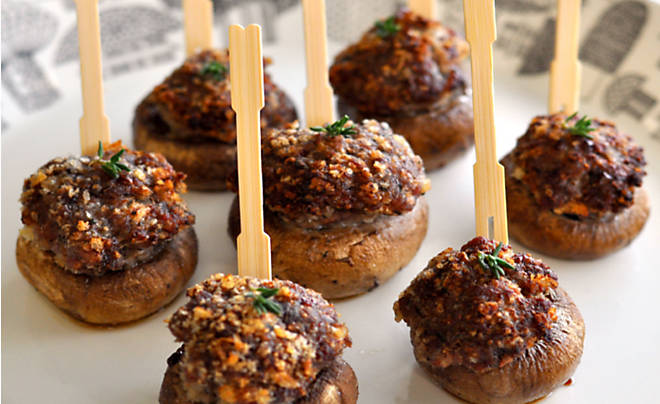 Recipe_Game_Sausage_stuffed_Mushrooms_HomeMedium