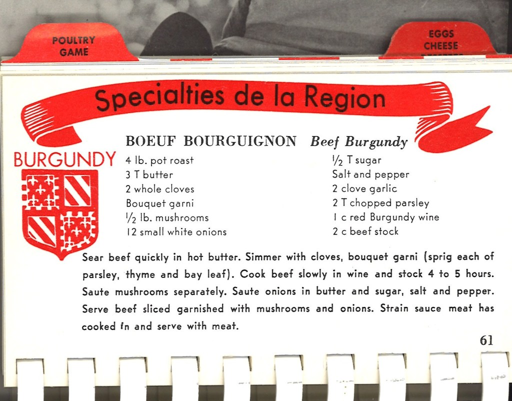 Bouef Bourg