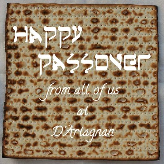 Matzah Passover Greeting
