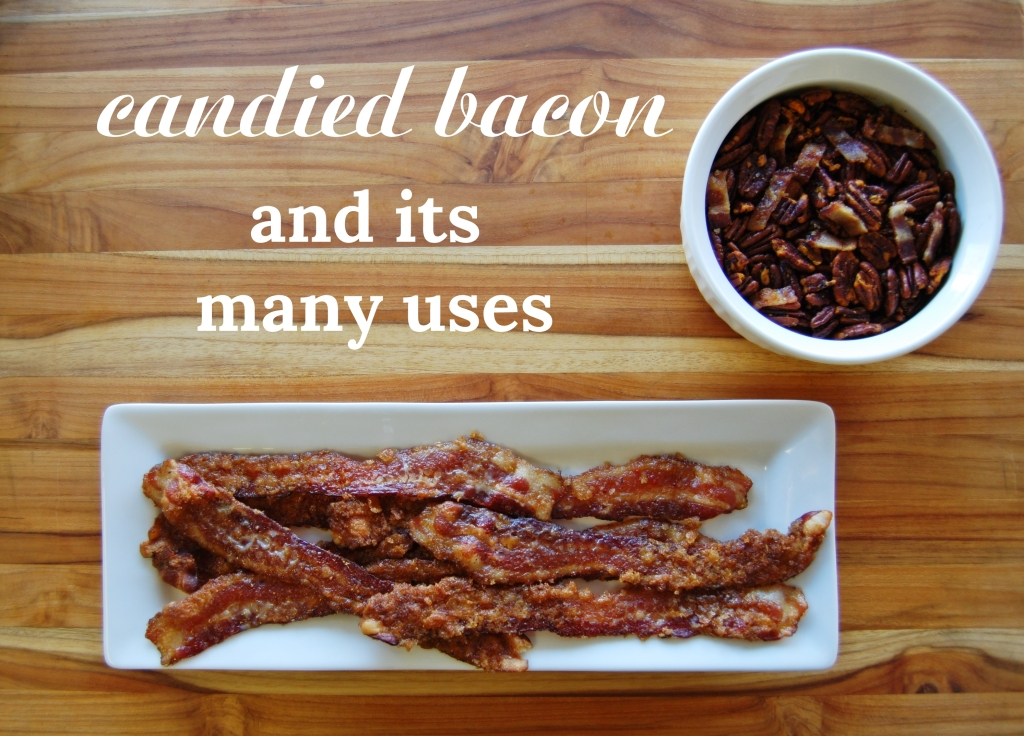 Sweet Bacon! Ideas for Eating Candied Bacon