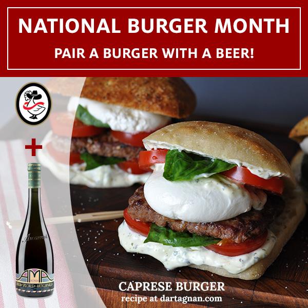 3-Caprese-Burger