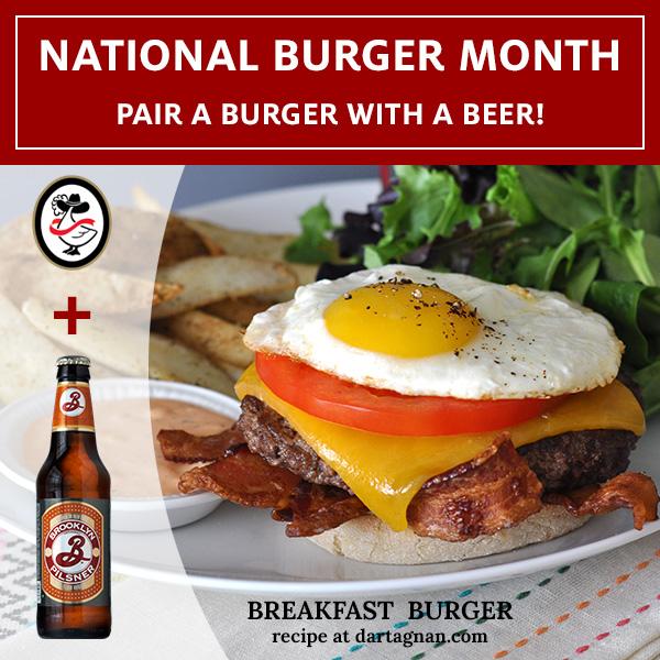 7 Breakfast-Burger