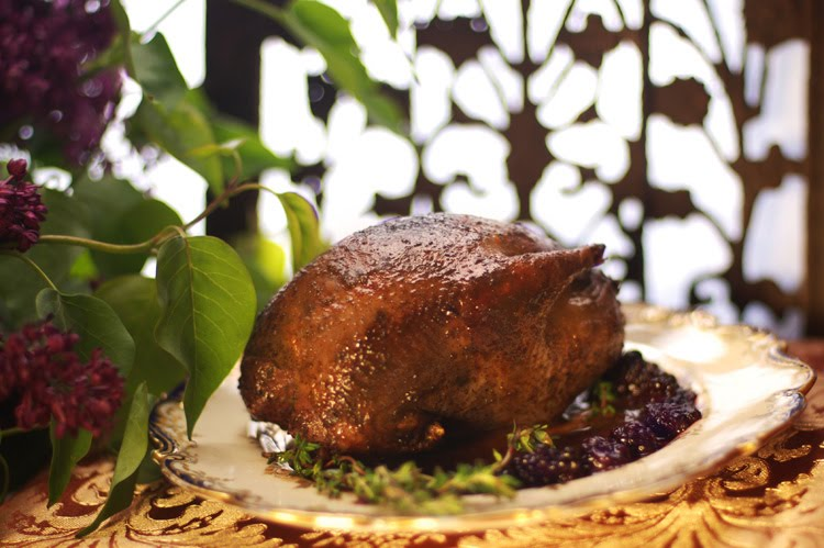 Deana Sidney Grouse Recipe