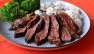 Kalbi Style Grilled Buffalo Steak