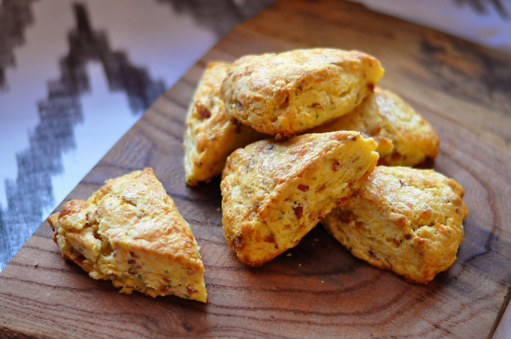 bacon-and-cheddar-scones-recipe