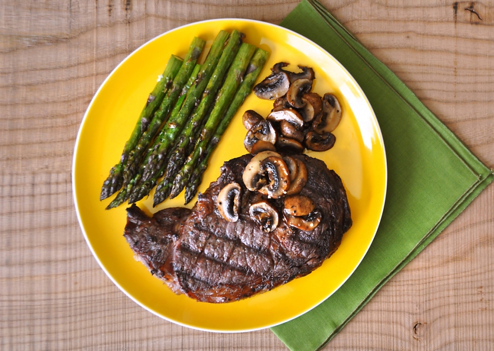 Grilling Steaks: Basic Tips & Recipes – Center of the ...