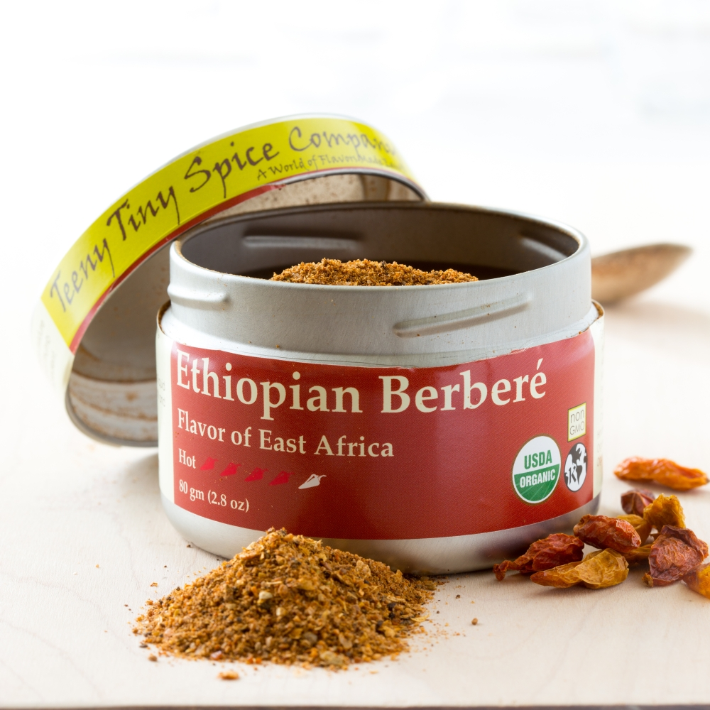 Teeny Tiny Spice Ethiopian Berbere