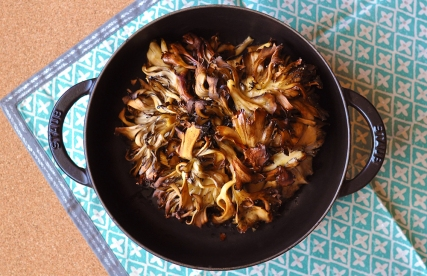 Image result for maitake mushroom cooking