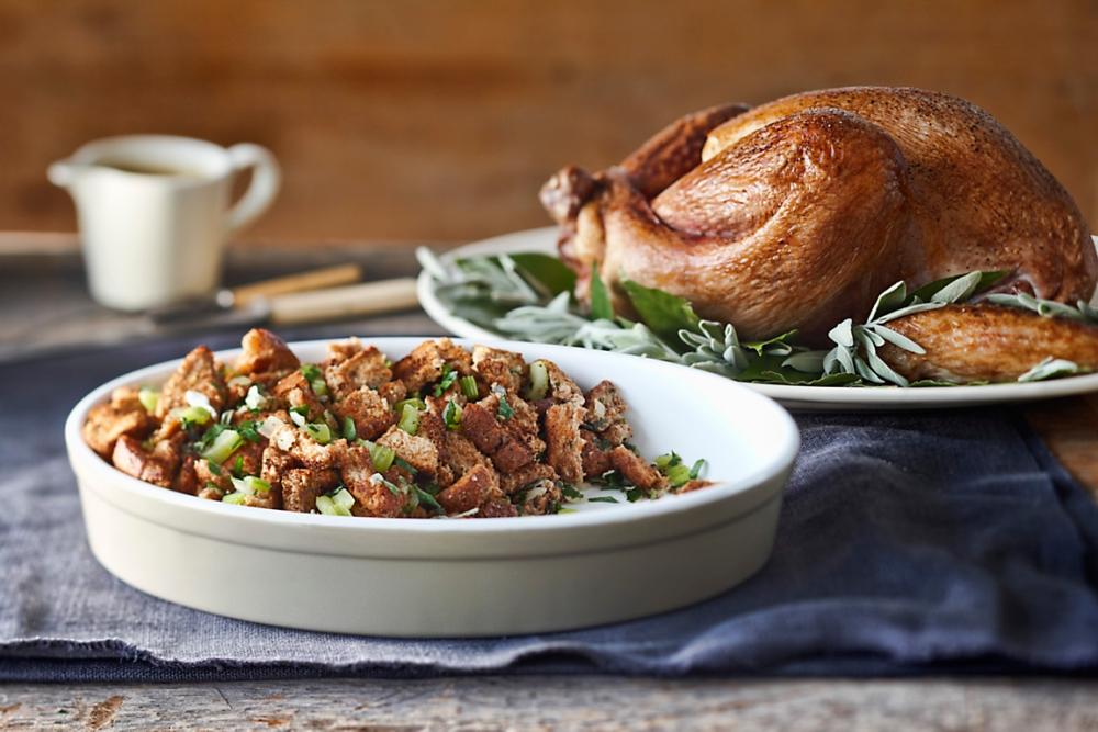 maple-glazed-turkey-with-gingersnap-gravy-recipe
