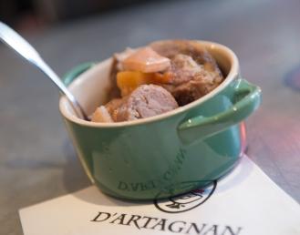 D'Artagnan Cassoulet wars held at Ocabanon Restaurant, NYC