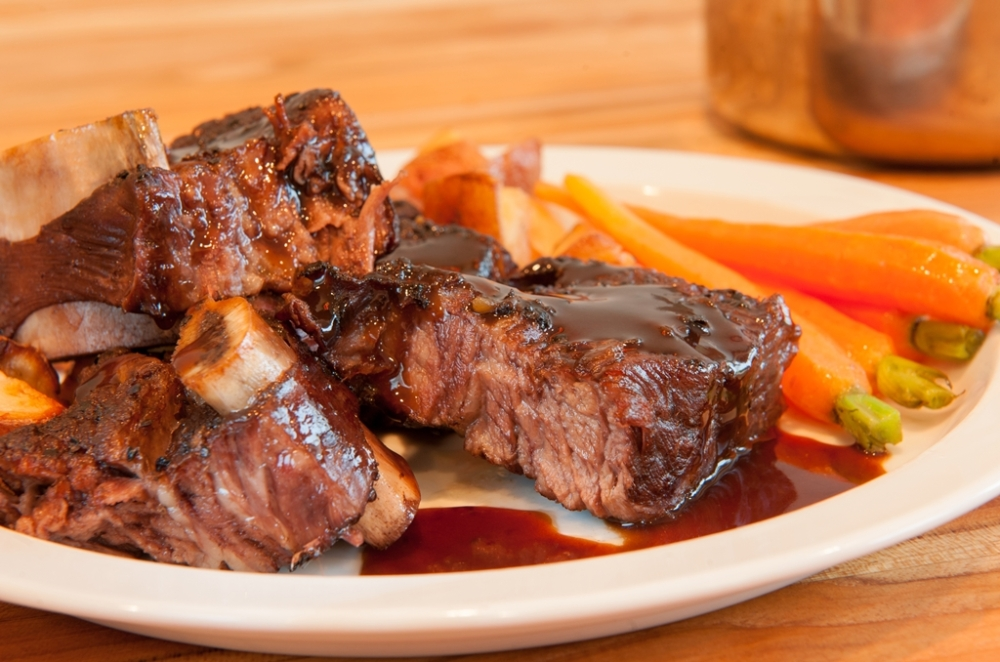 Short Ribs Cooked