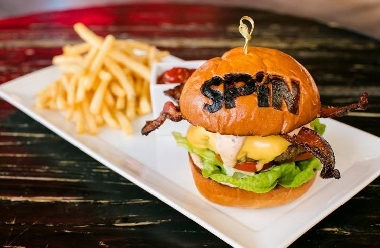 Spin Burger Chicago