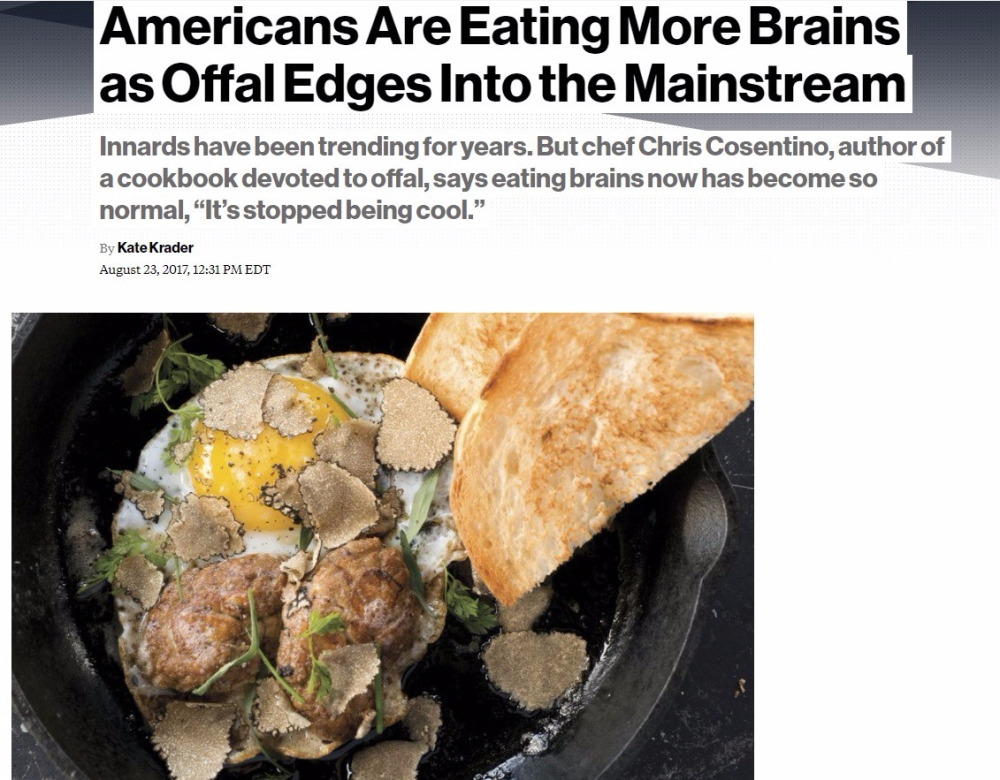 Bloomberg Offal Article Screen Shot