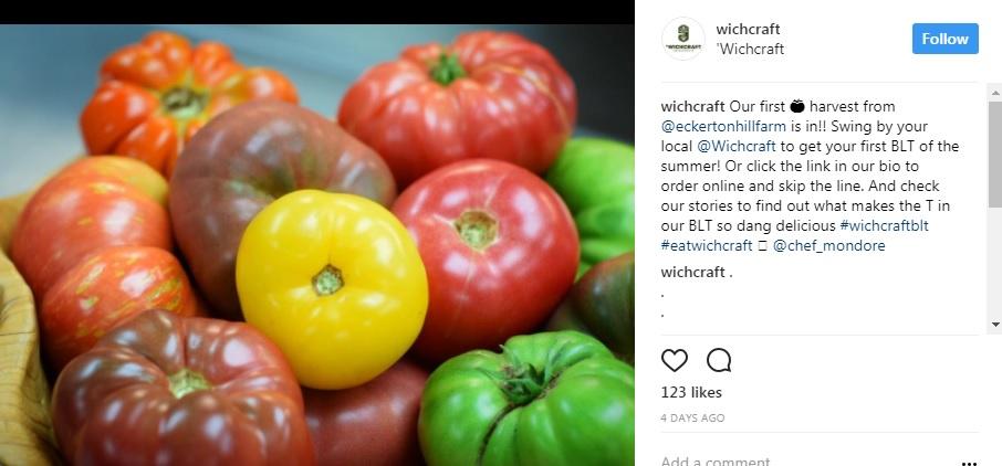 IG Wichcraft Tomato