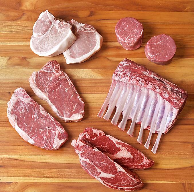 Carnivore Delight Gift Box