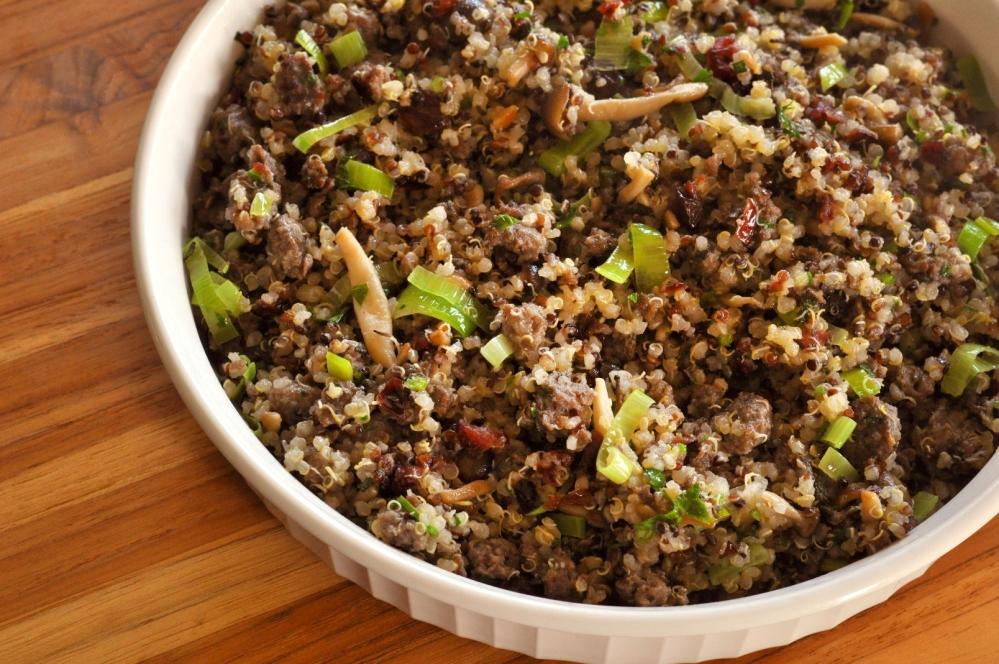quinoa dressing for blog